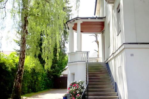 Die ehemalige Villa Ursell