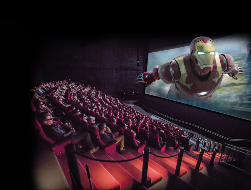 IMAX 3D Kino Sinsheim