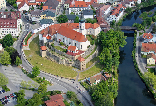 Kirchenburg Bad Kötzting
