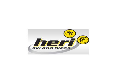 Logo heri ski and bikes