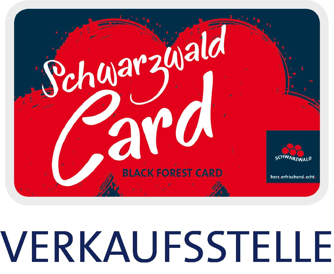 SchwarzwaldCard Verkaufsstelle