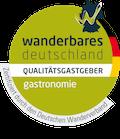 Qualitätsgastgeber Wanderbares Deutschland Gastronomie