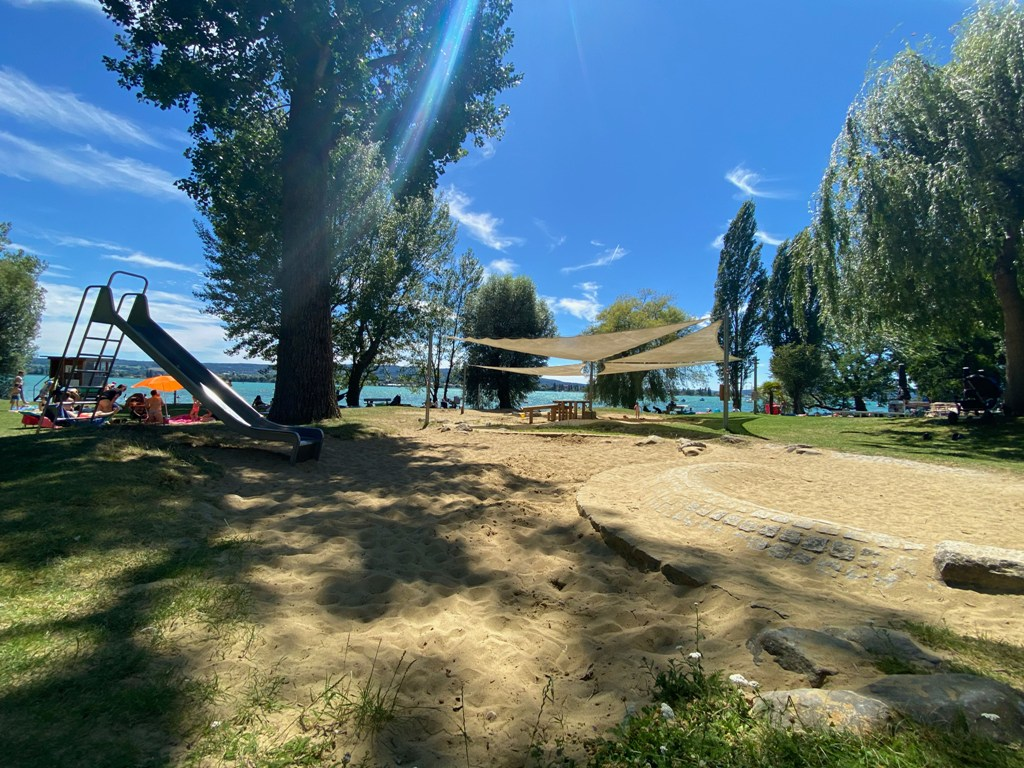Strandbad in Allensbach