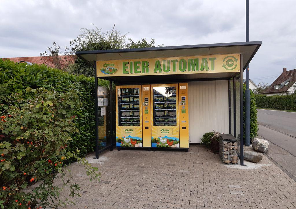 Eierautomat klein