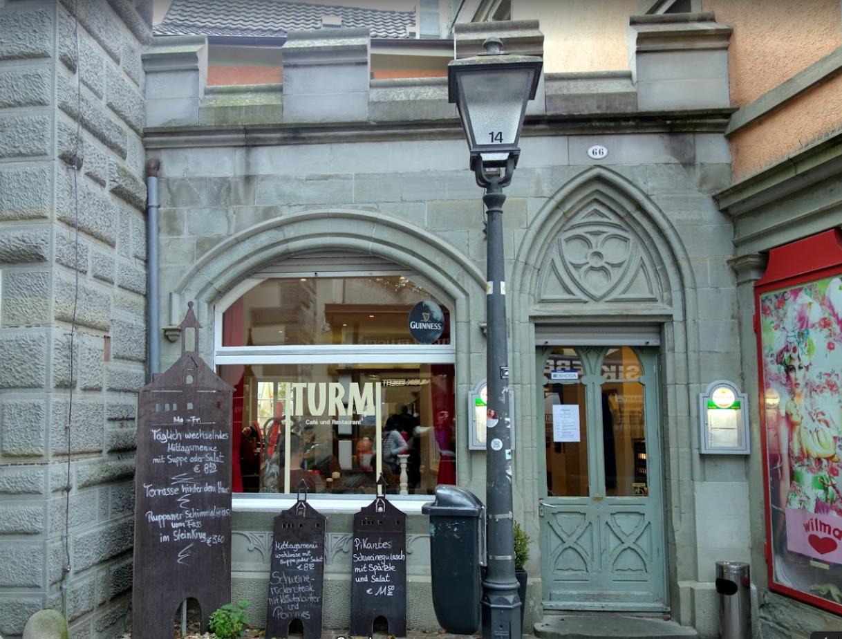 Caf Turm 3