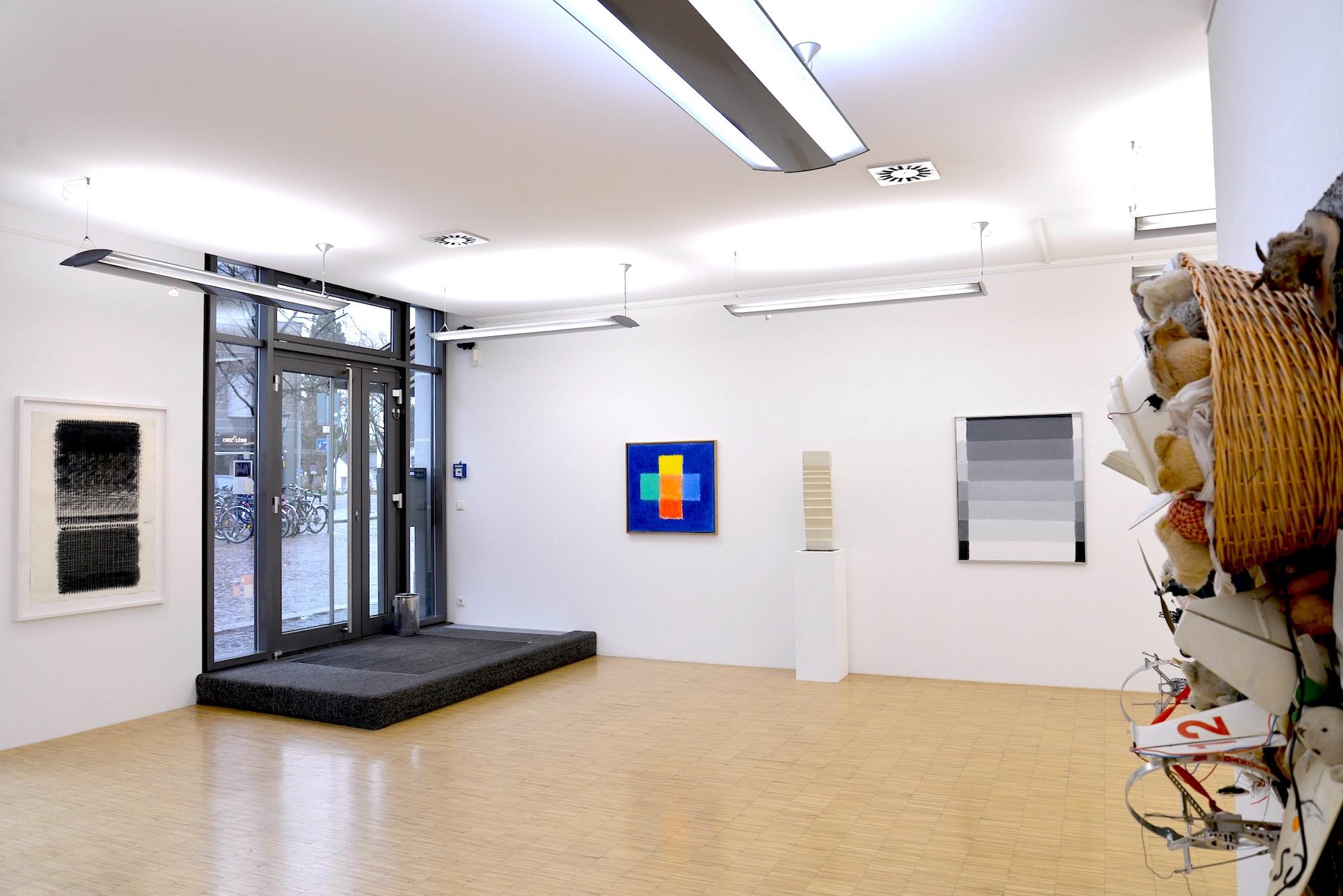 Zentral & nah: Die Galerie Geiger