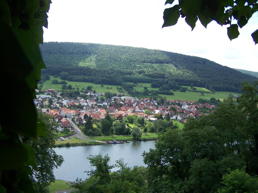 Spessartweg 2 - über Berg und Tal zum Main