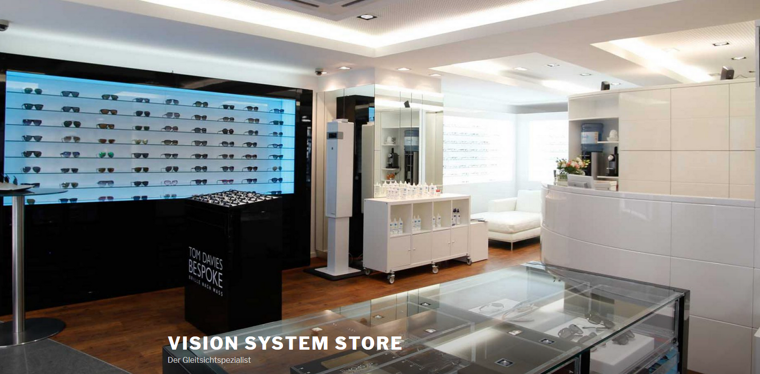 Vision System Store