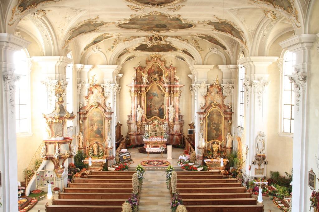 Barockkirche Hilzingen © Gemeinde Hilzingen