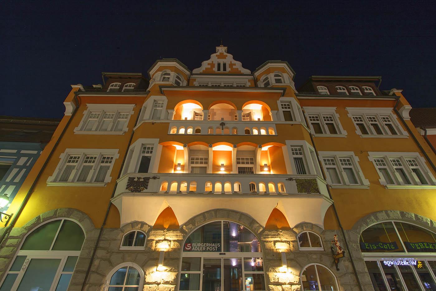 Buergerhaus Adler-Post