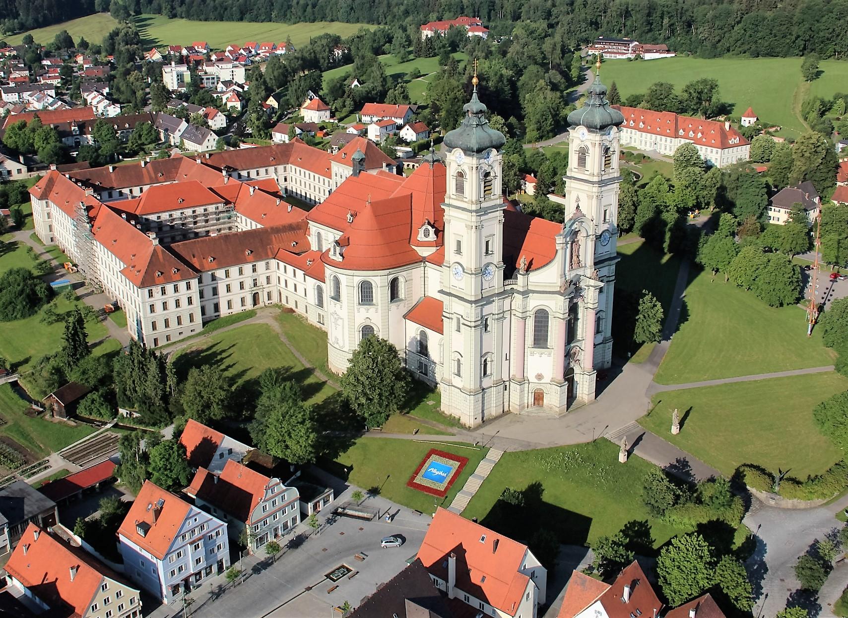 Basilika Ottobeuren ©Walter Engel