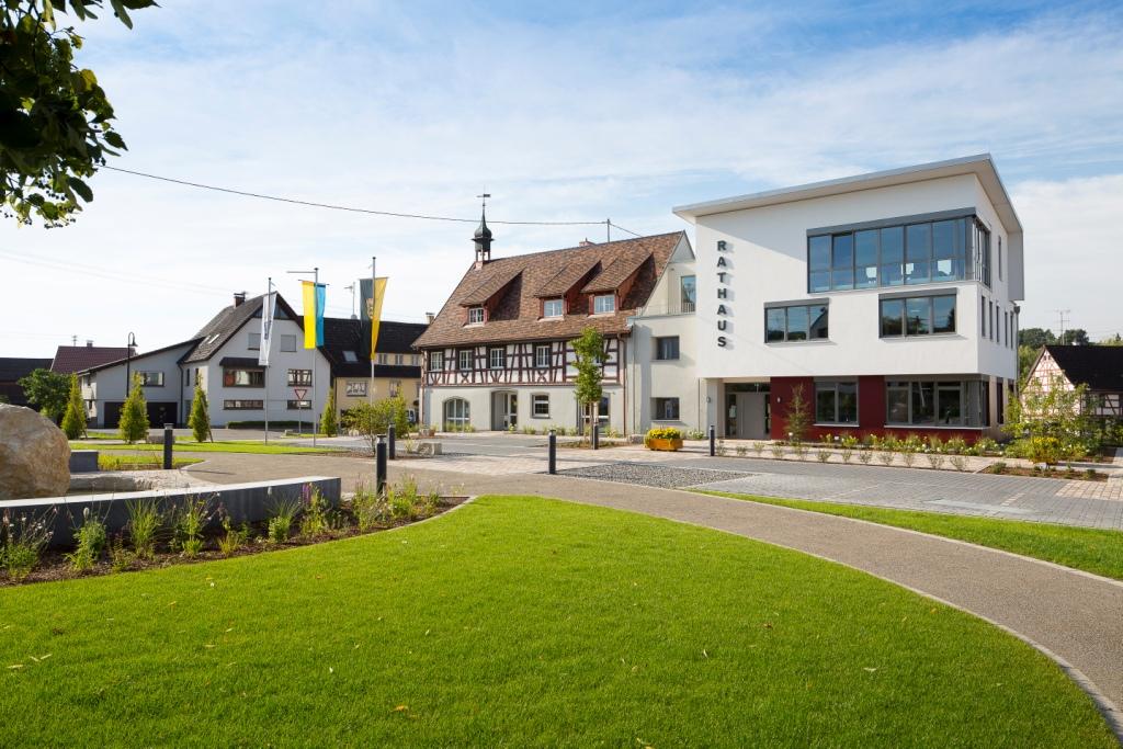Rathaus mit Touristinformation Eigeltingen
