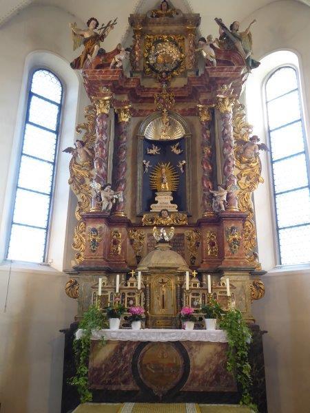 Wallfahrtskirche St. Maria Rorgenwies