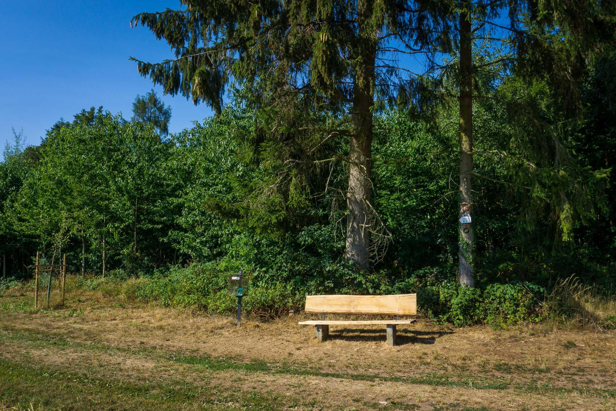 Sitzgelegenheit Neukirchner Nuff und Nopp