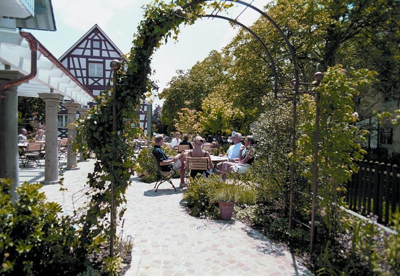 Garten im Hirschen-Horn