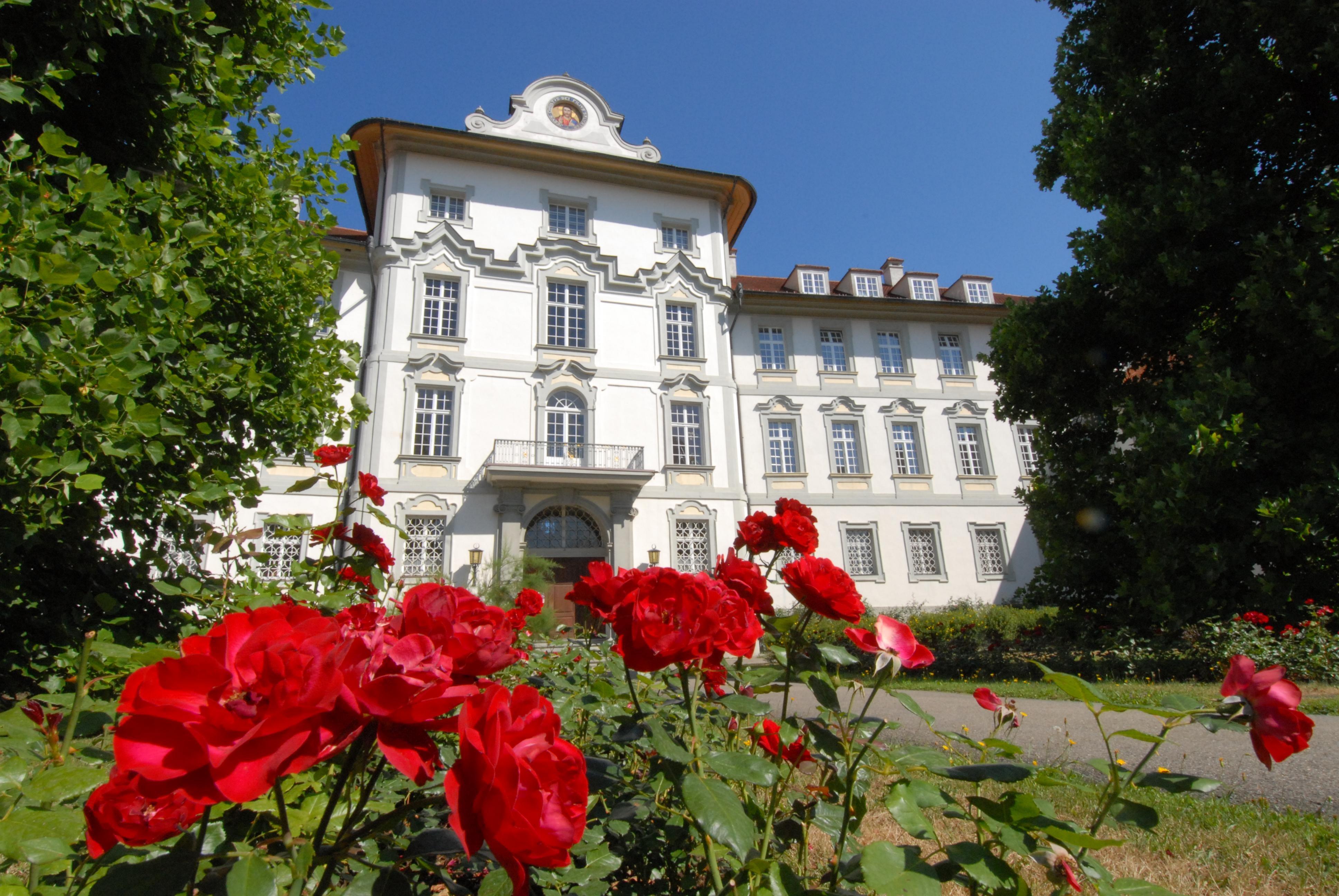 Schloss Bad Wurzach- Prunkbau im Herzen der Stadt