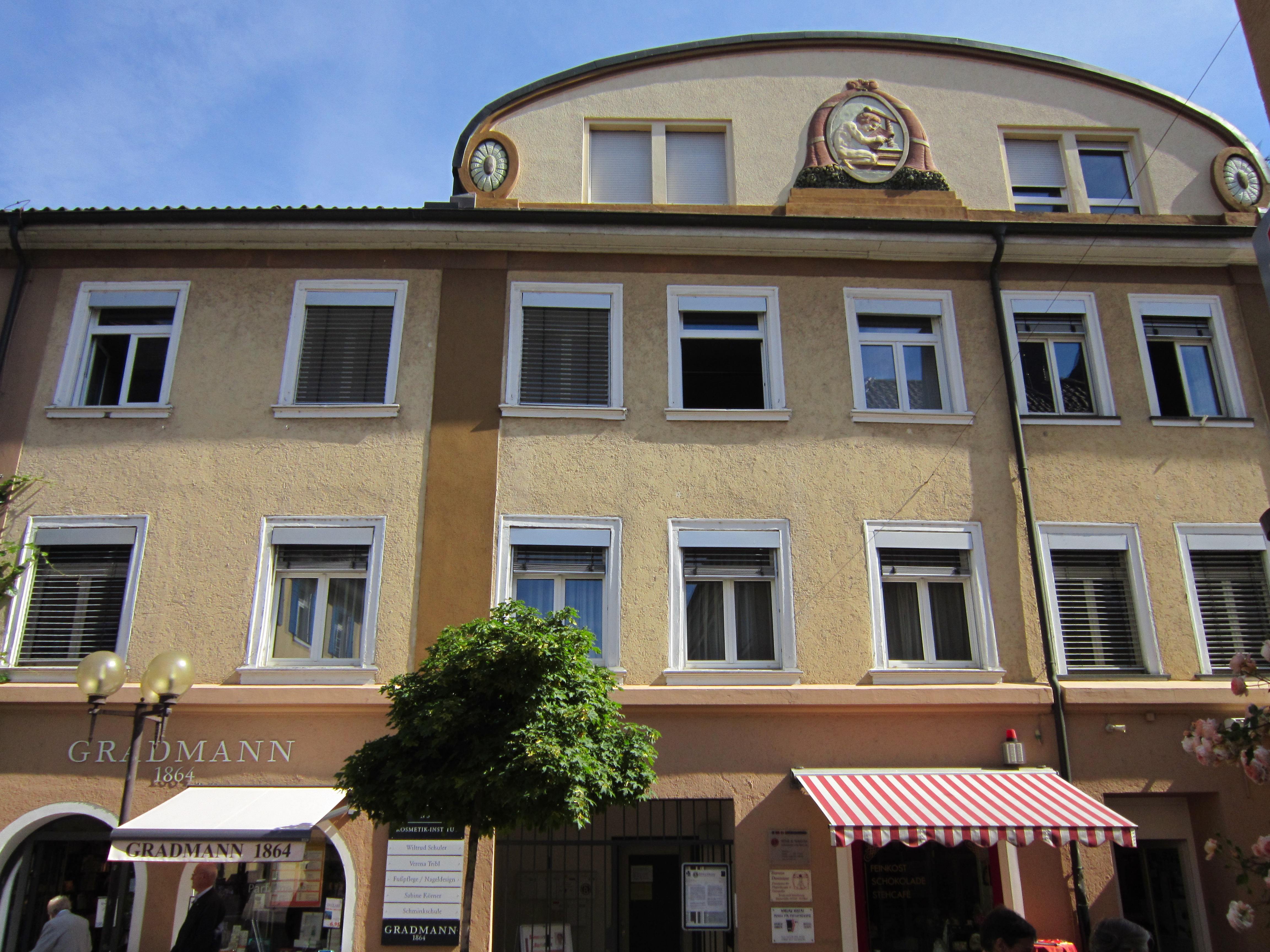 """Ehemaliges Gasthaus """"Löwen"""""""