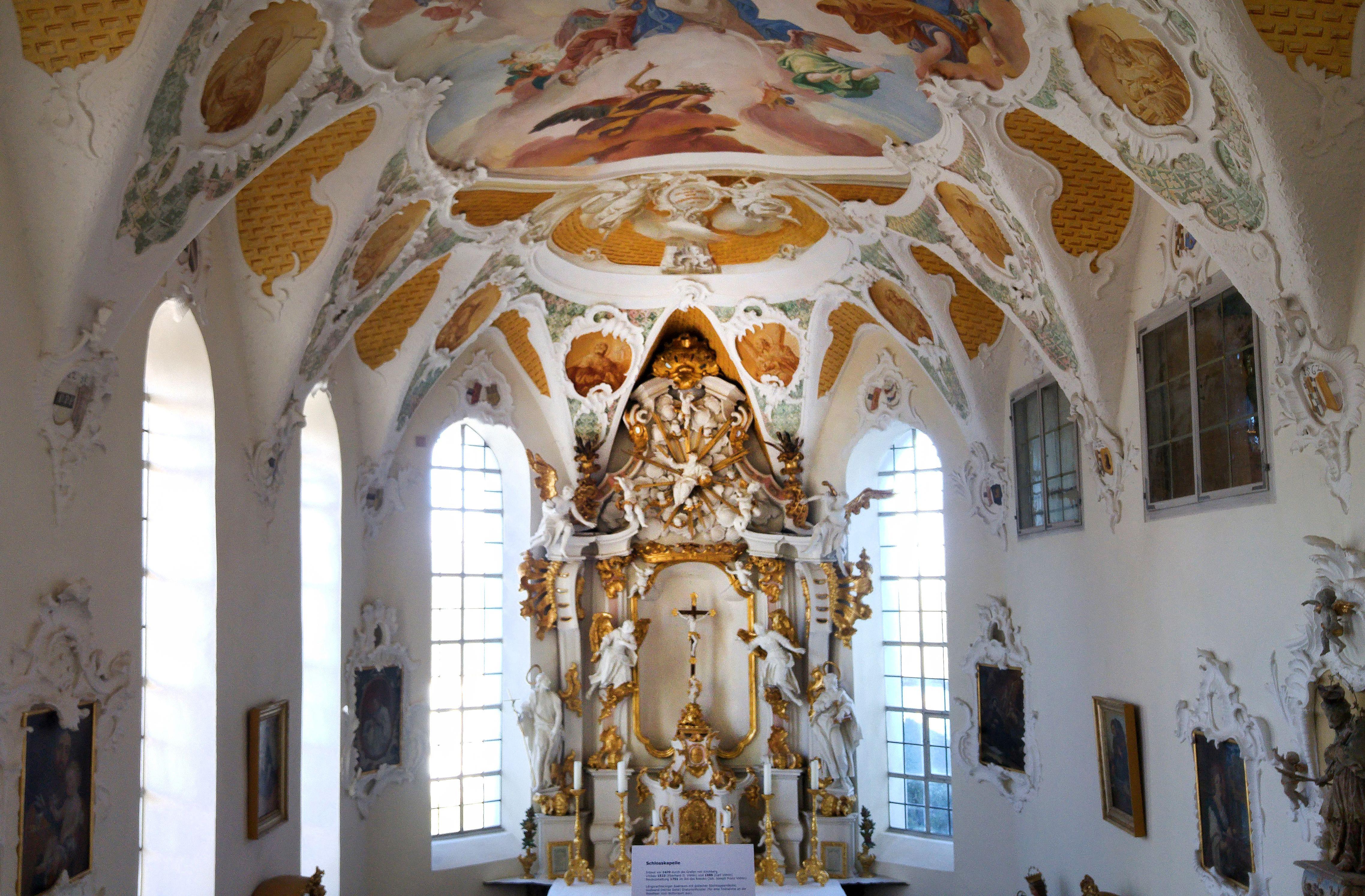 Schlosskapelle Illertissen