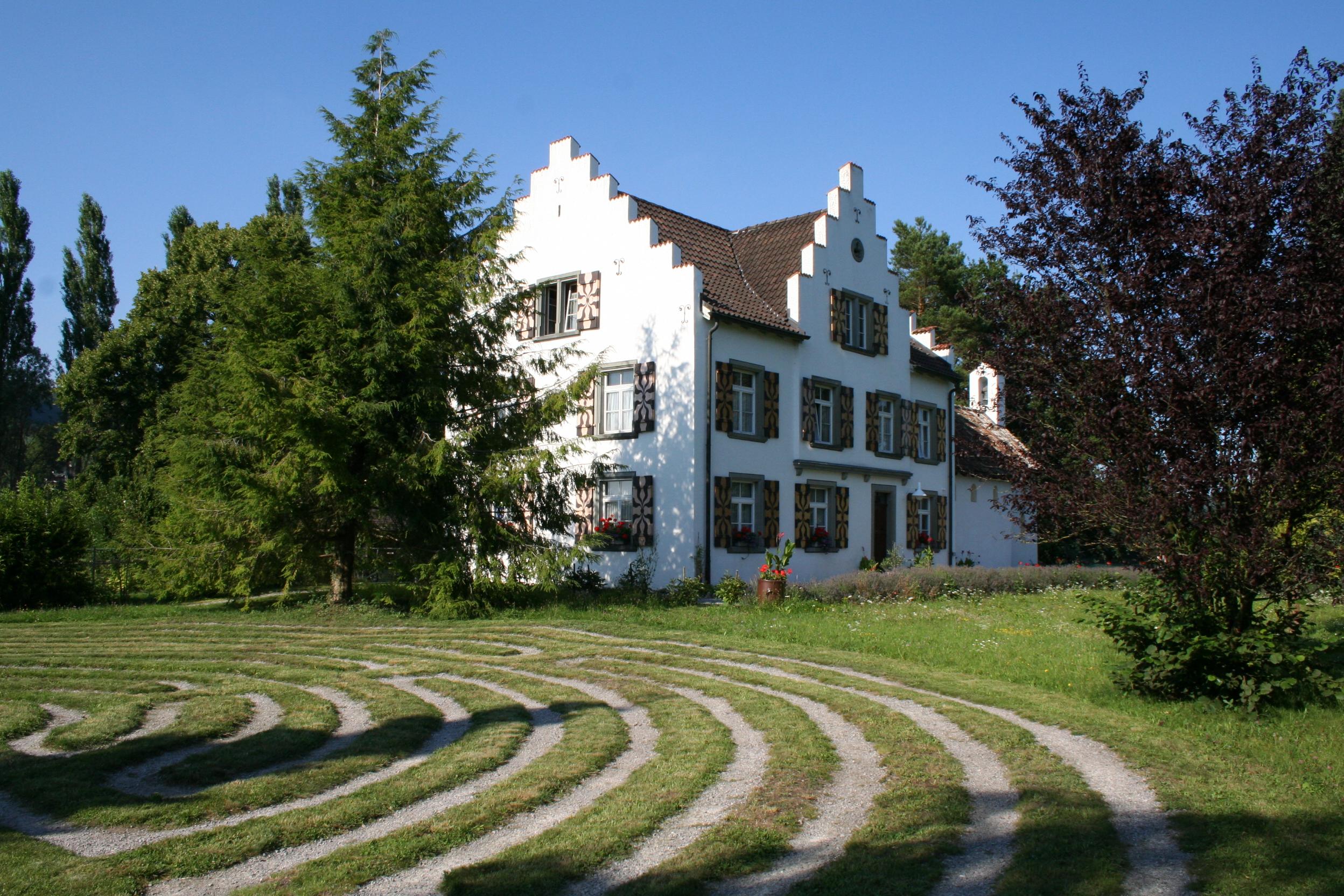 Garten Insel Werd - Tourismus Untersee