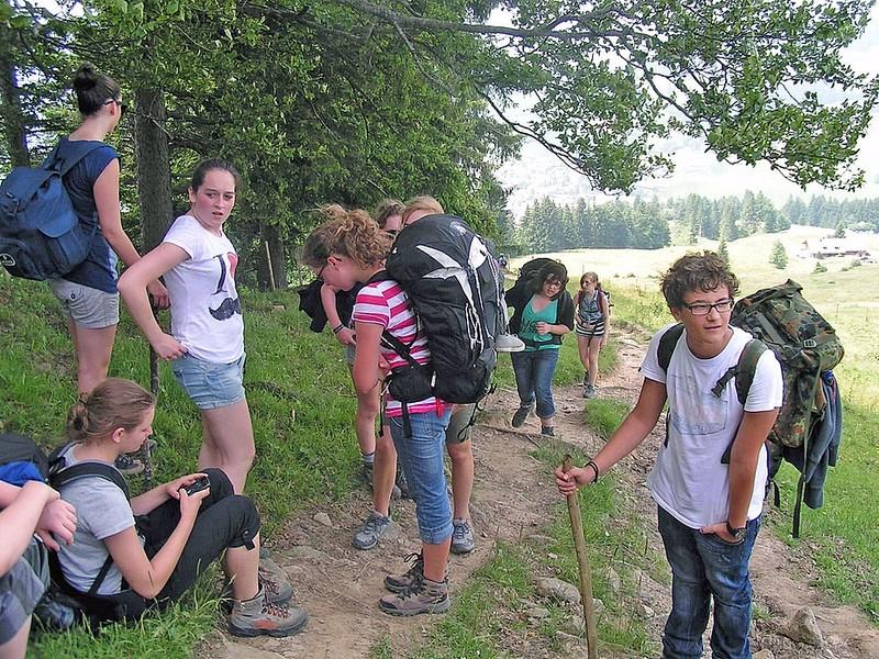 """Jugendwanderweg """"Der Wächter des Allgäus – Der Grünten"""""""