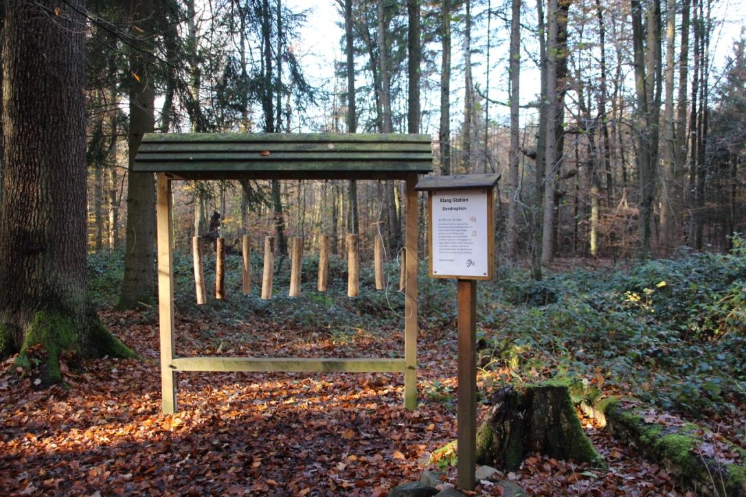 Naturpark Leistruper Wald Klangstation