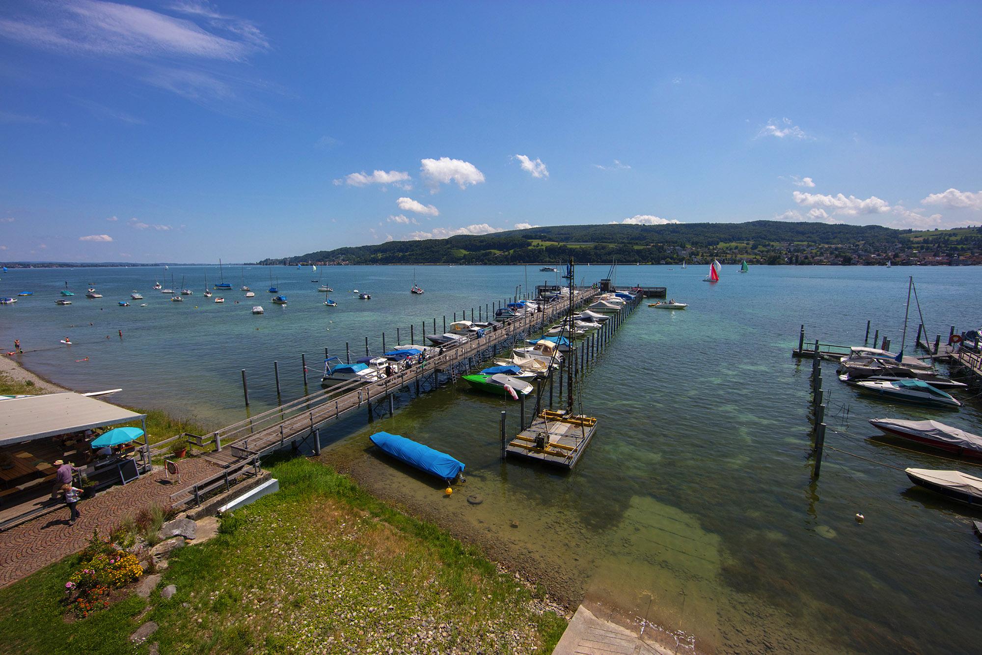 Hafen Gaienhofen