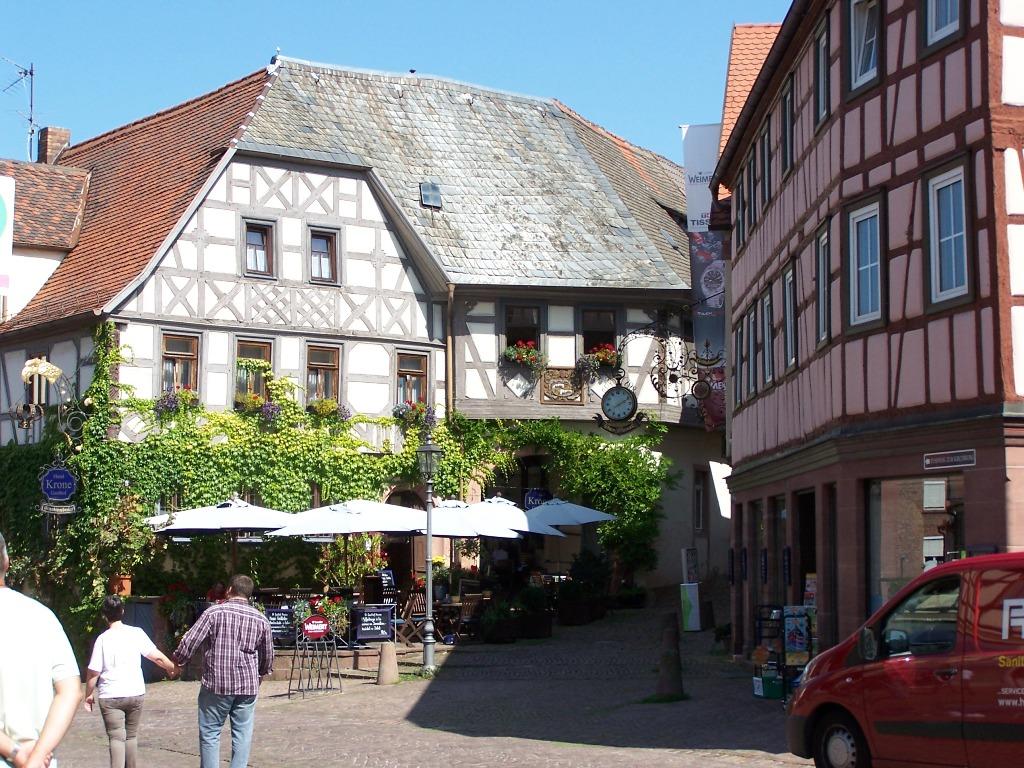 Altstadt Lohr