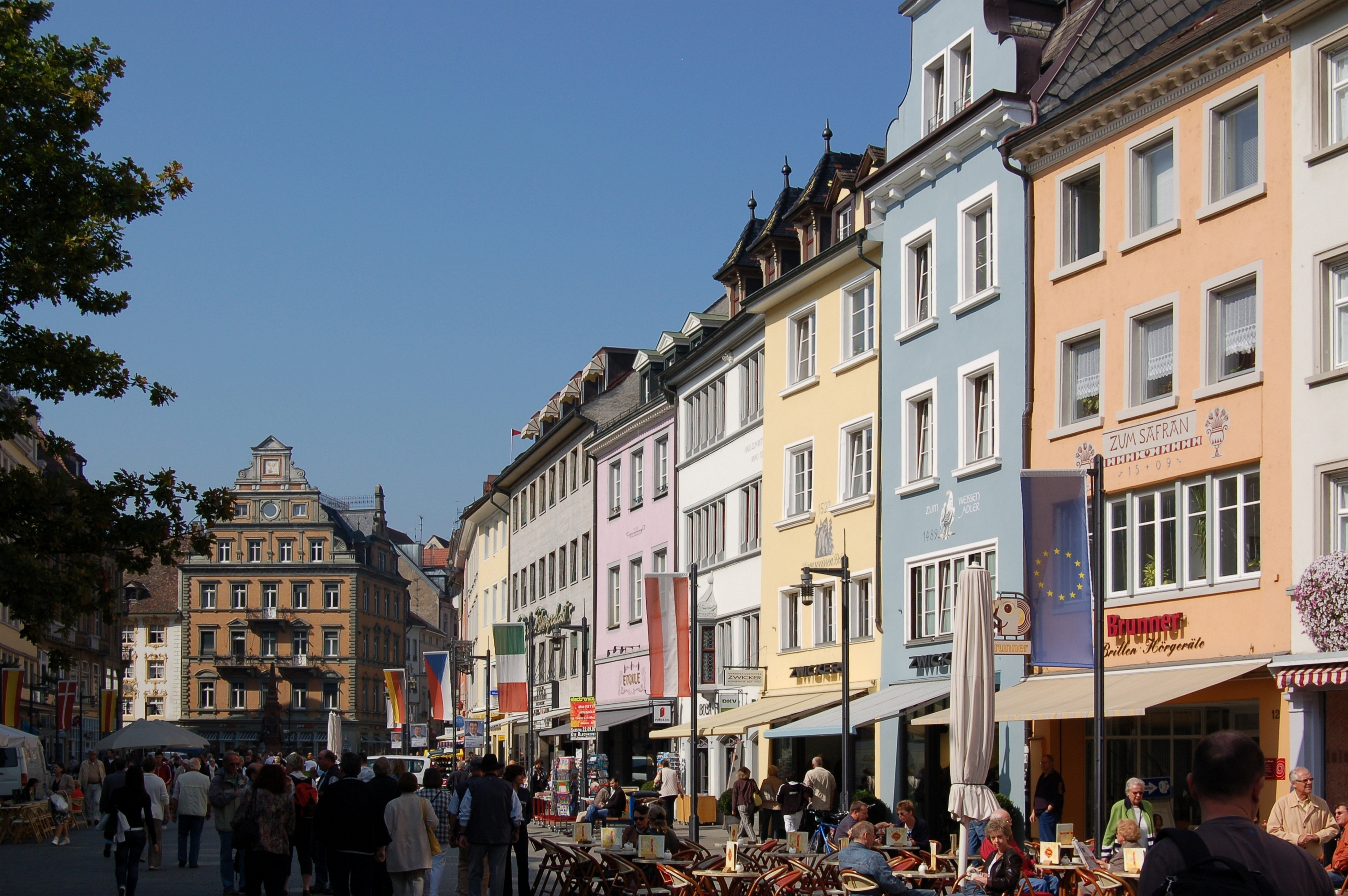 Konstanz Marktstätte