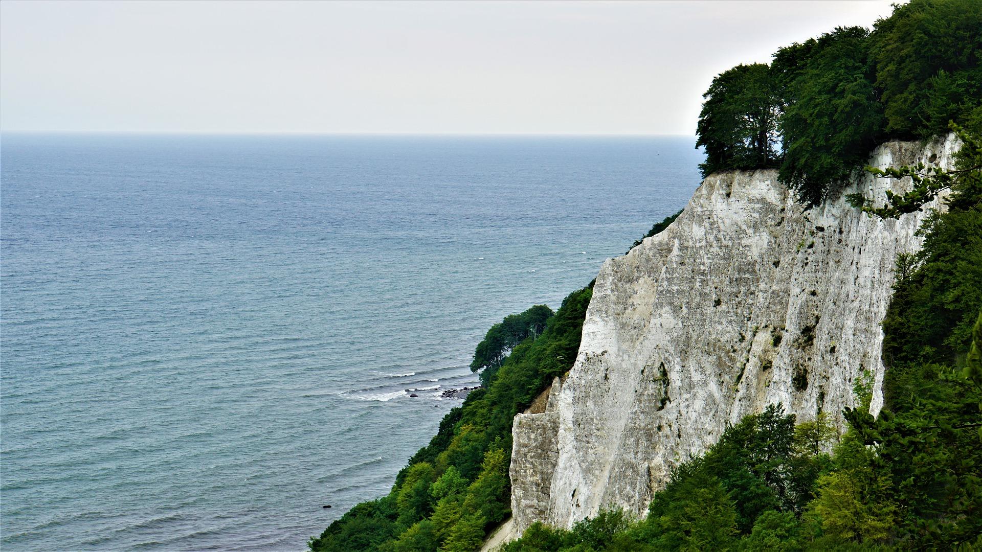 Kreidefelsen Ostsee