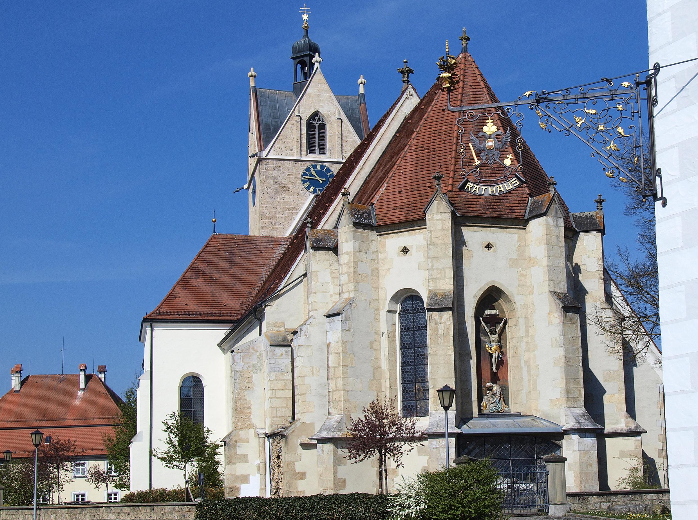Pfarrkirche St. Martin Altheim