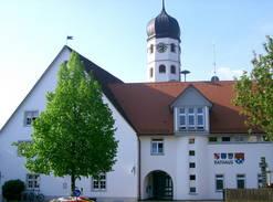 Öhningen Rathaus