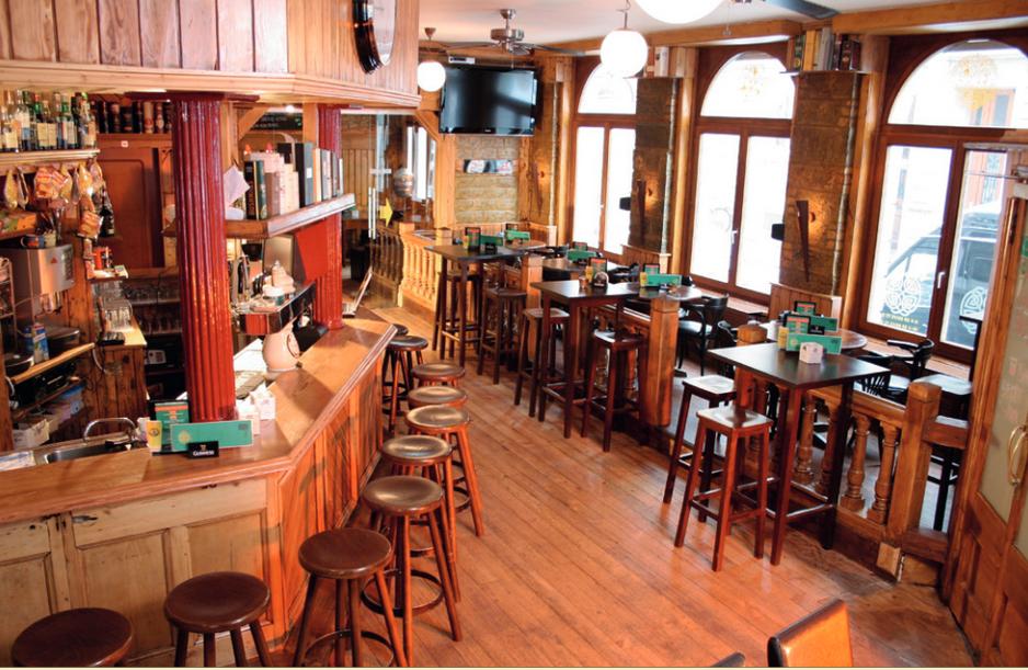 Logans Irish City Pub