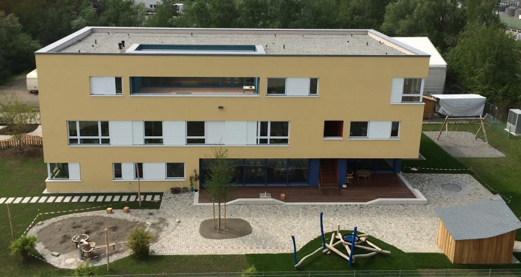 Kinderhaus Dorothea von Fl e