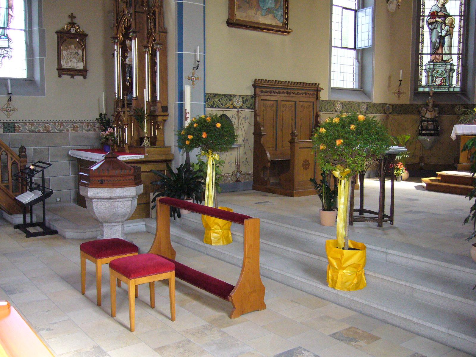 Chor St. Blasius