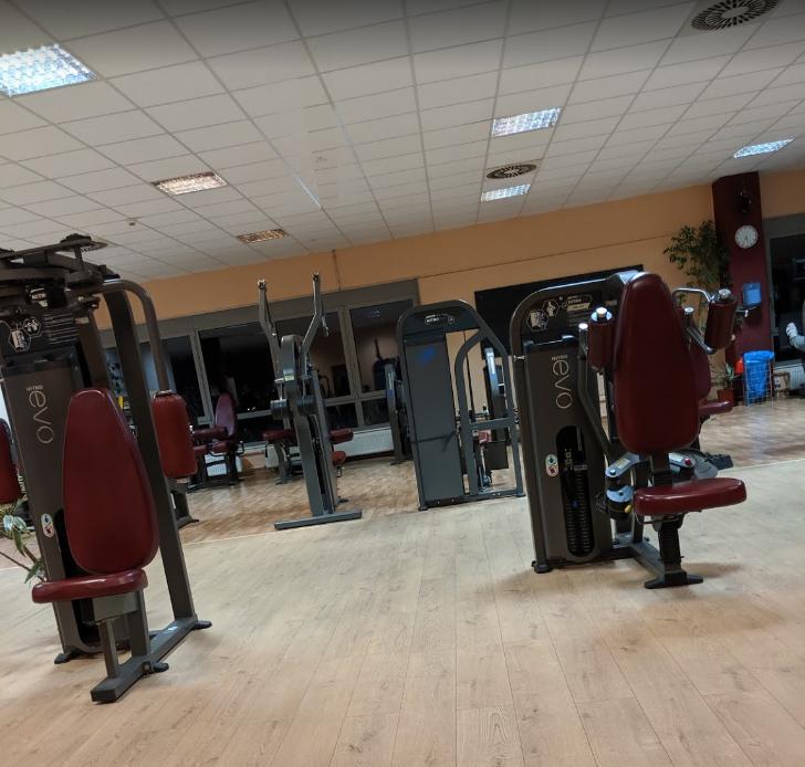 Fitnessstudio Club Aktiv