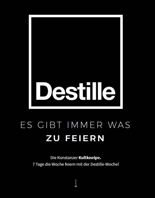 Destille Logo