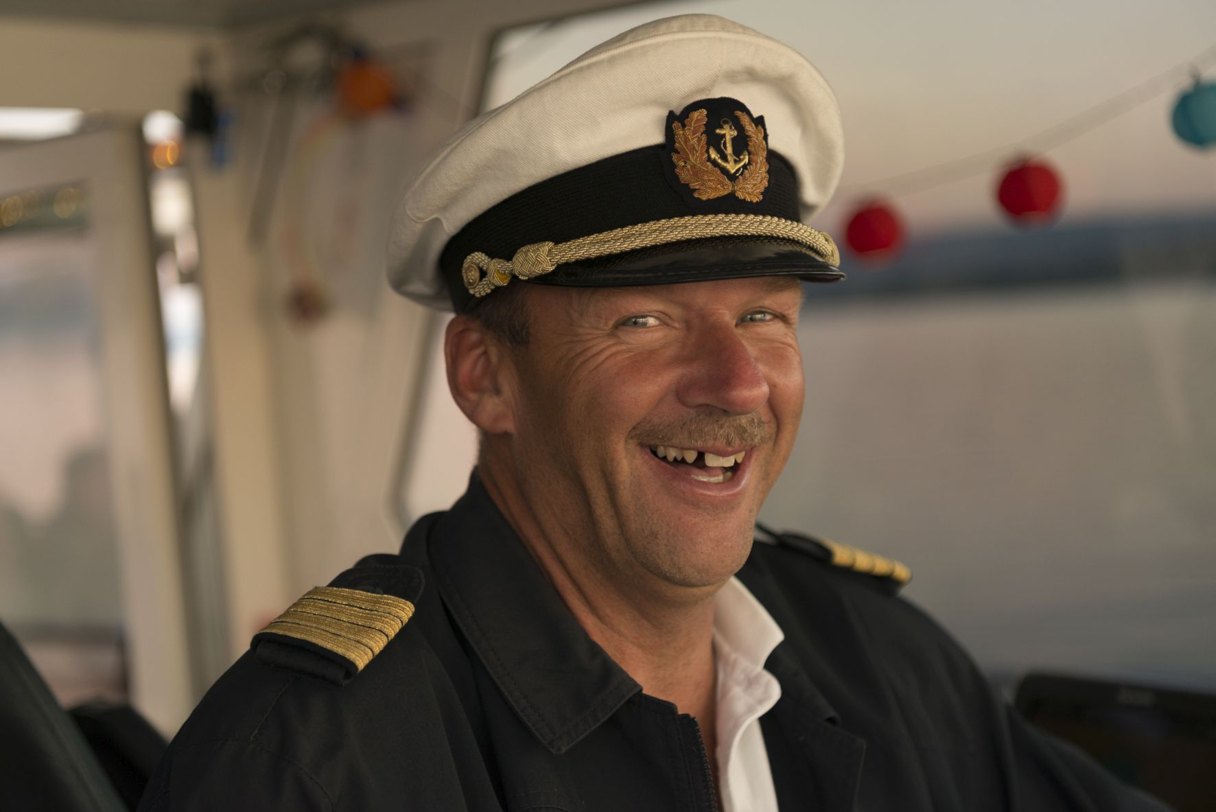 Kapitaen Harald Lang