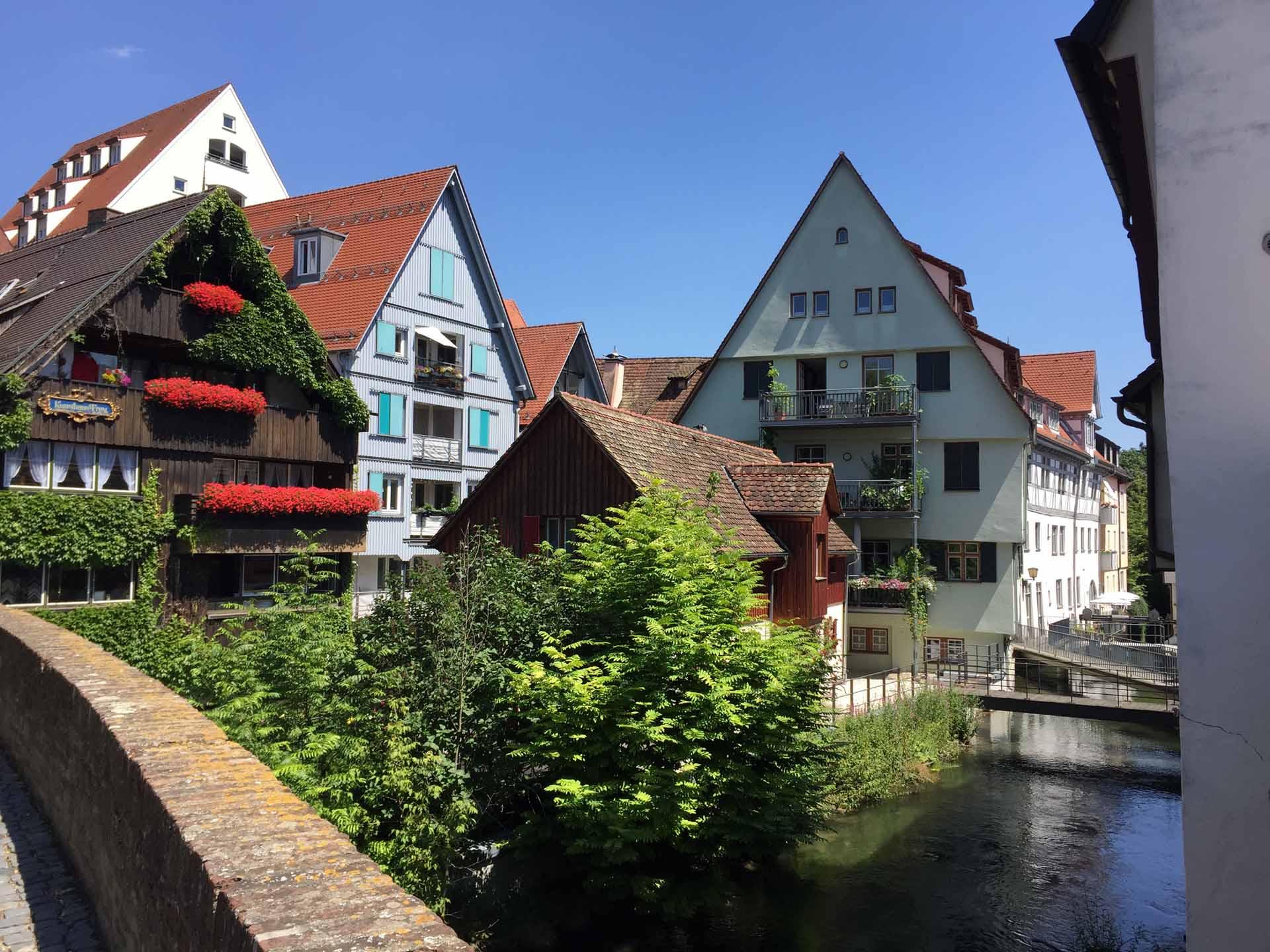 Fischerviertel in Ulm