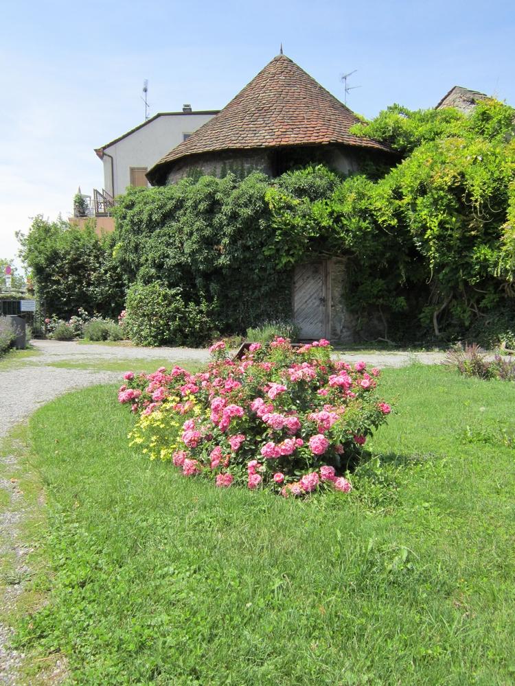 Pulverturm im Stadtgarten Radolfzell