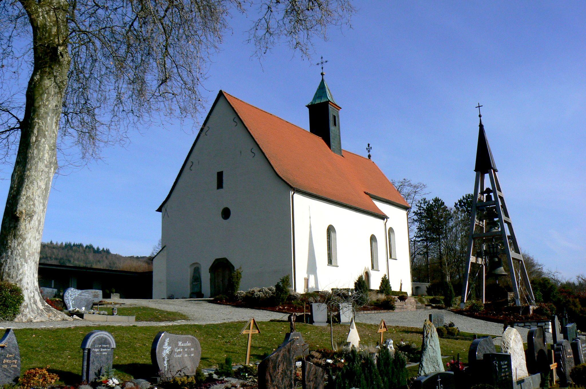 2014 - Friedhofkapelle gr