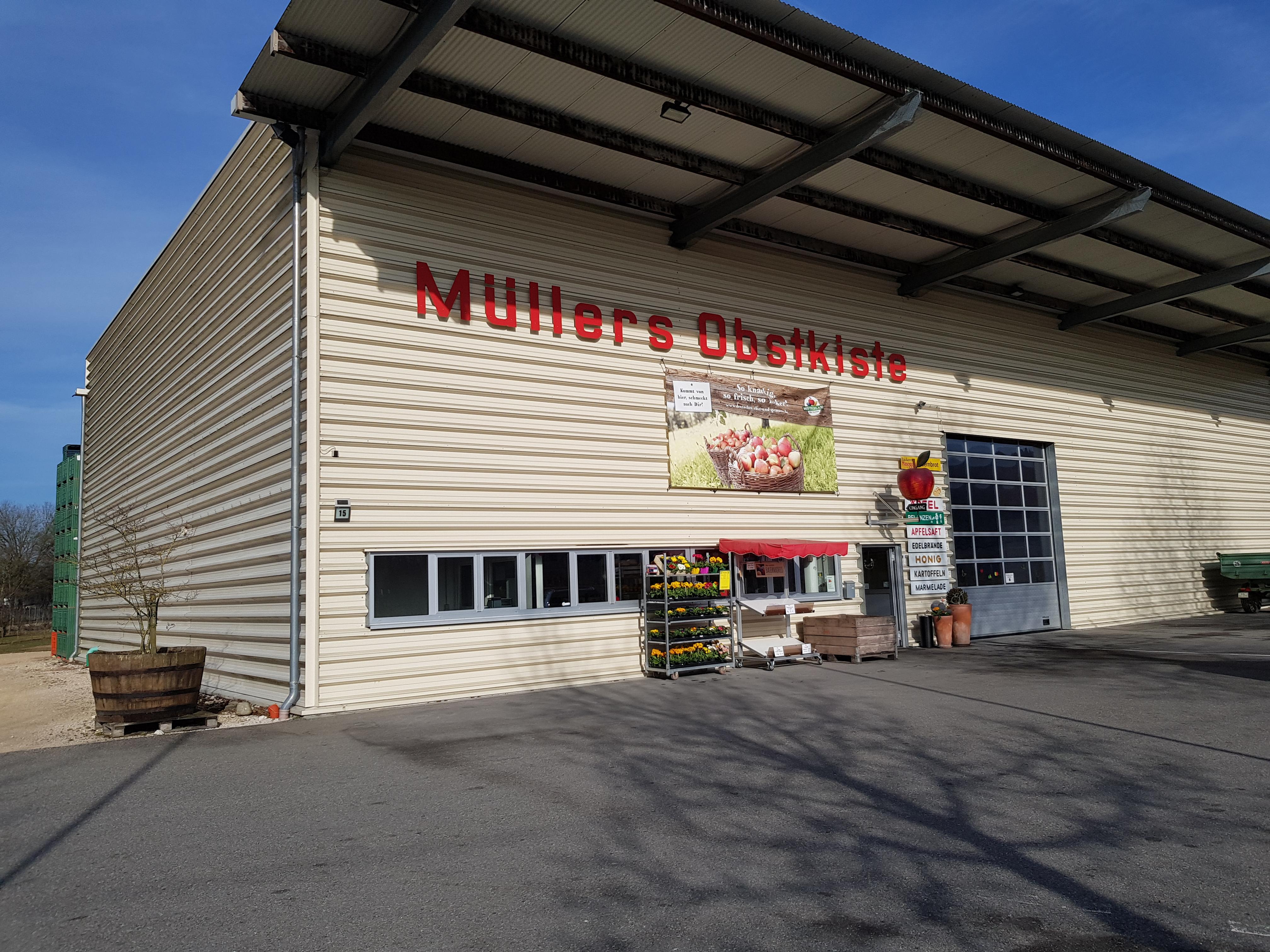 Müllers Obstkiste