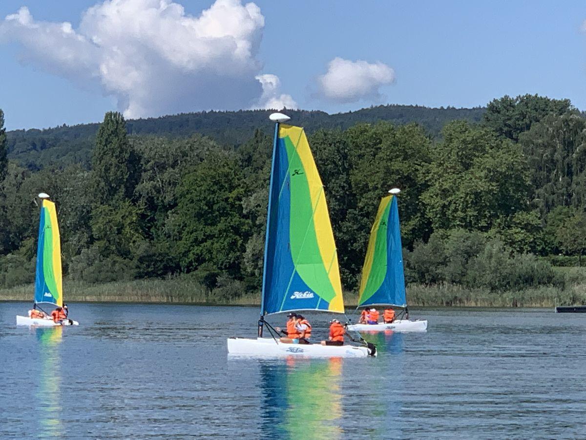 Segelcamp Bodensee 2