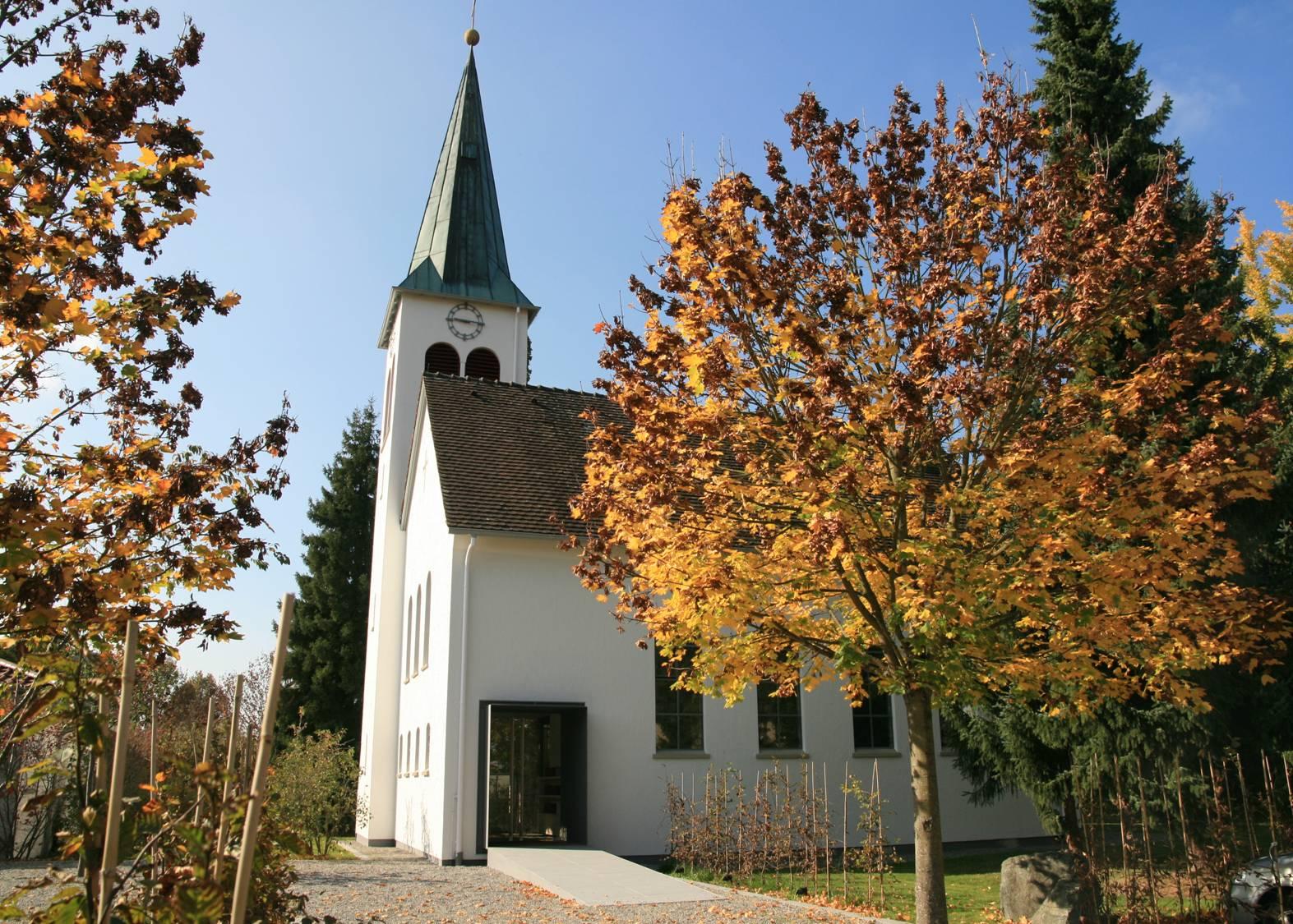 ev. Friedenskirche Steißingen