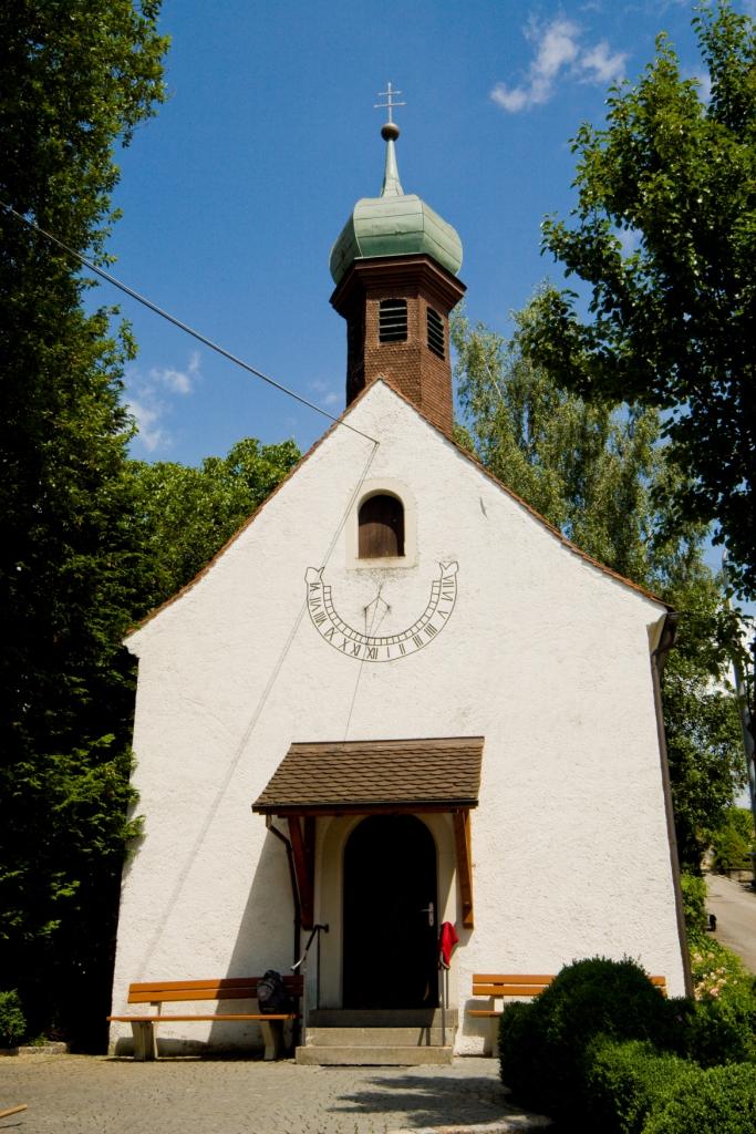 Kapelle Jakobus Kaltbrunn