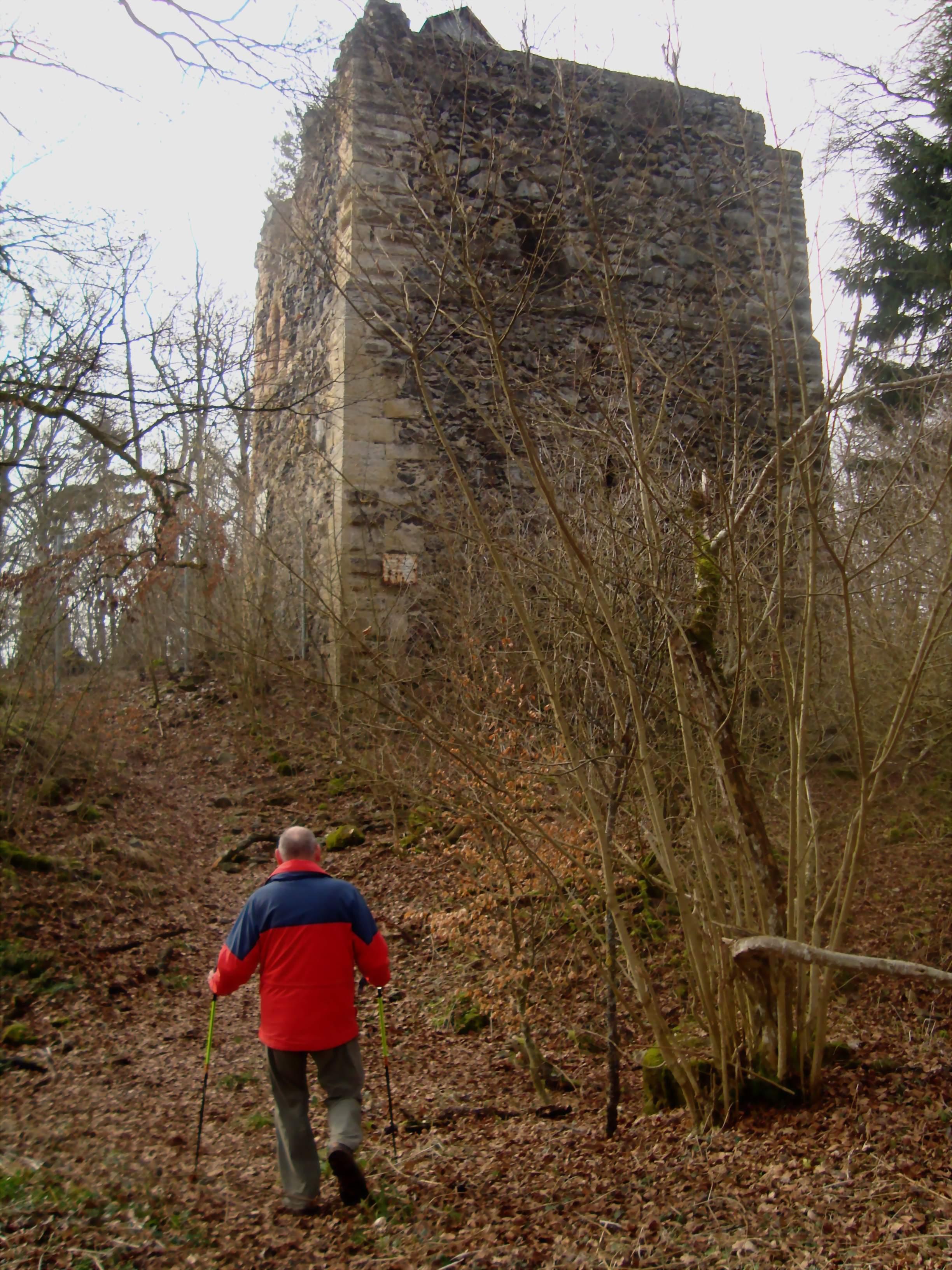 Ruine Neuhewen