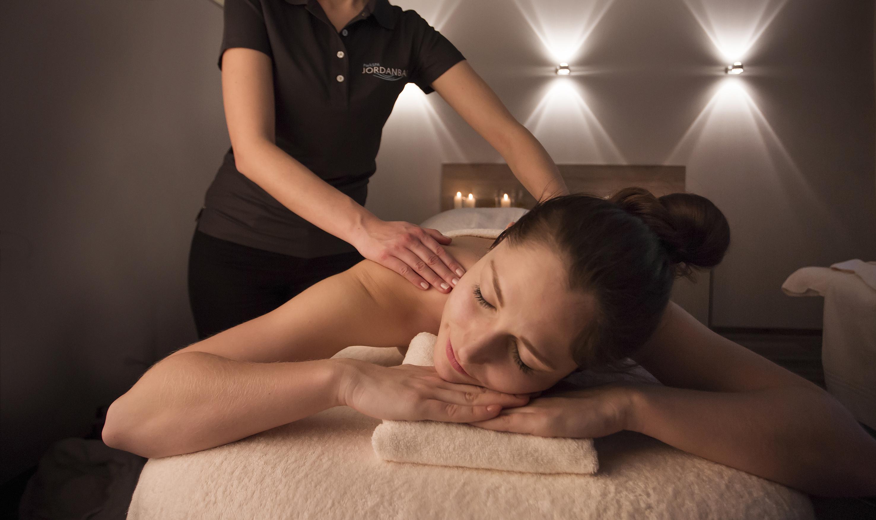 Parkhotel Jordanbad, Park SPA Massage