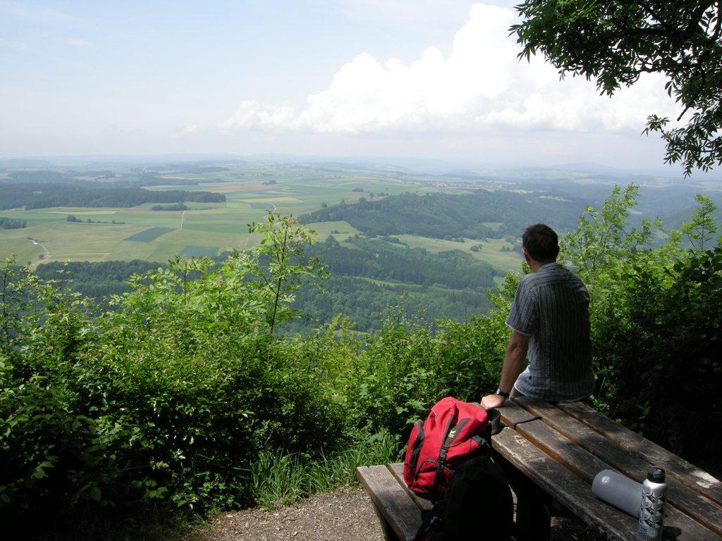 Buchberg 880 m