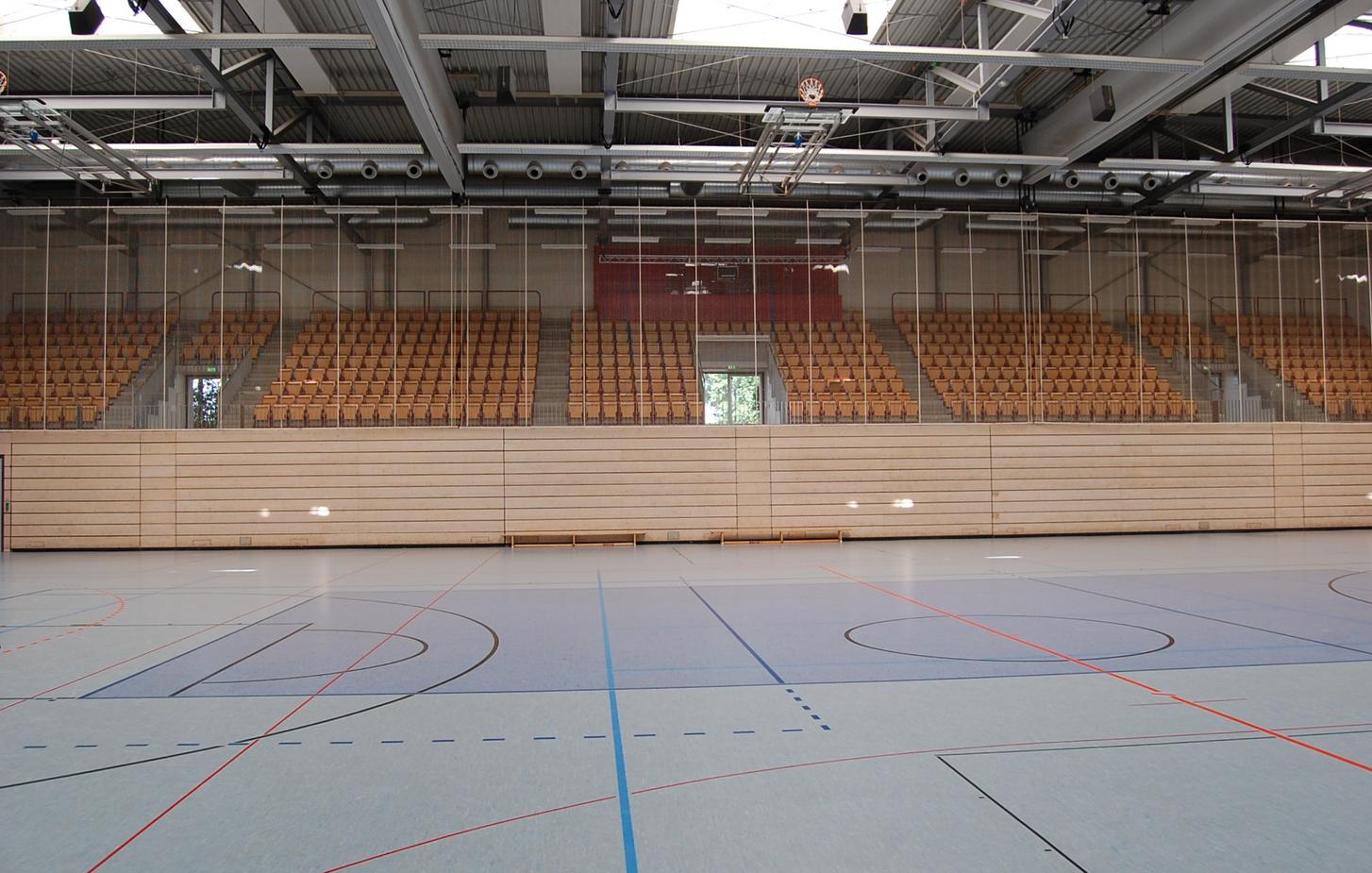 Sch nzle Sporthalle