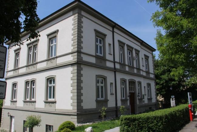 Villa Bosch außen