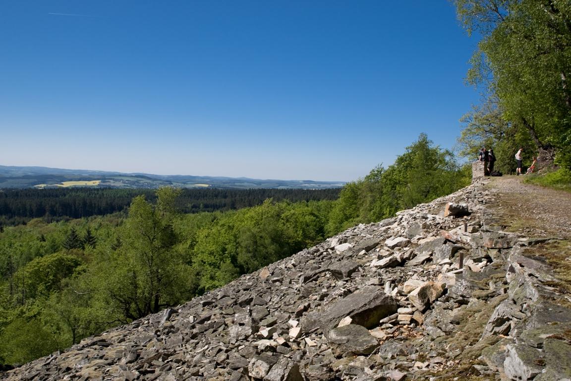 Auf dem Saar-Hunsrück-Steig